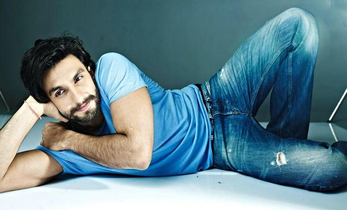 Ranveer Singh Loves Being Labeled As A Sex Symbol