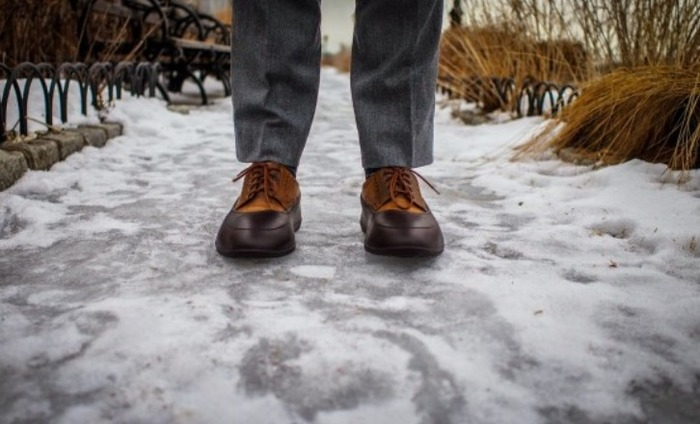 How To Protect Your Shoes In Winter