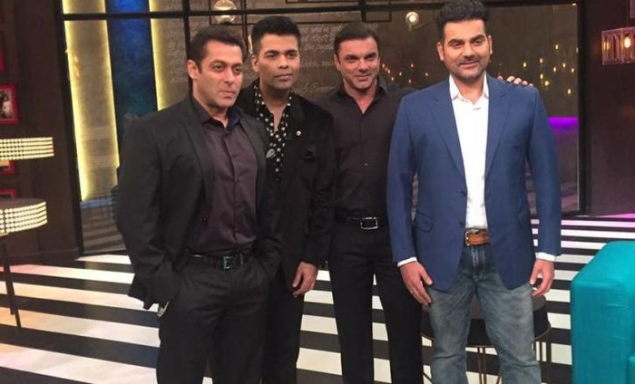 Salman To Appear On 100th Episode Of Koffee With Karan