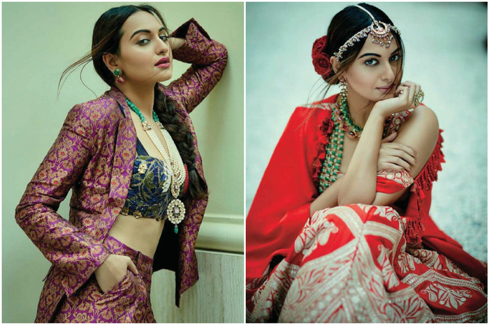 Decoding Perfect Indian Ethnic Look With Sonakshi Sinha