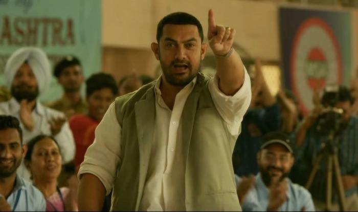 'Dangal' Review By Celebrities: Appreciate Aamir Khan, Sanya And Fatima's Performances!