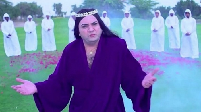 'Angel' Singer Taher Shah Leaves Pakistan After Threat To Life