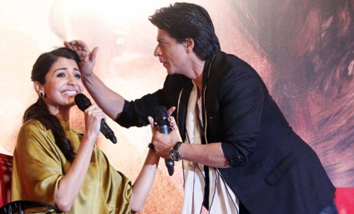 I Connect With Shah Rukh On A Philosophical Level: Anushka