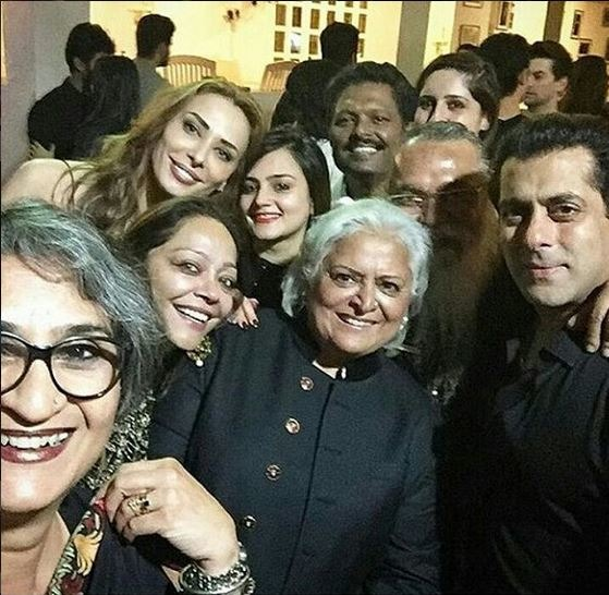 2016 Biggest Bash Of The Year: Check Out Salman Khan's Birthday Pictures