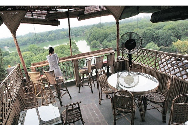 Must Try Restaurants With A View In Delhi/NCR