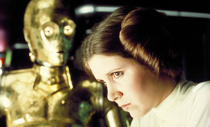 Iconic 'Star Wars' Princess Leia, Carrie Fisher Dies At 60!