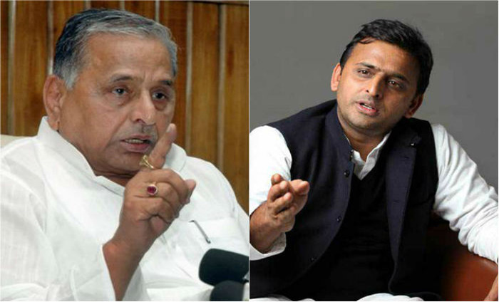 UP Election 2017: Mulayam Singh YAdav Strikes Back