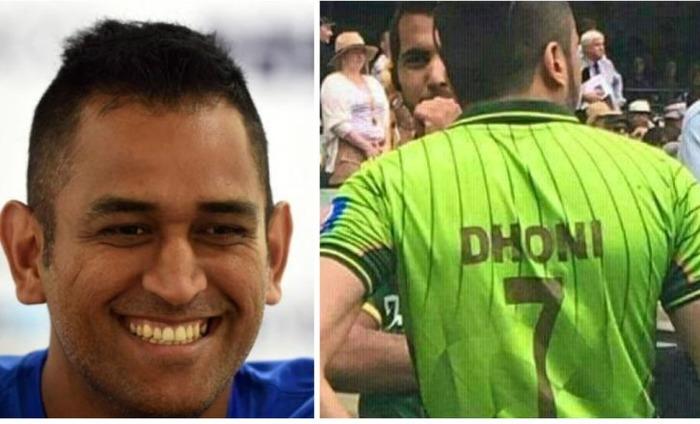Mahendra Singh Dhoni's Pakistani Fan Proves Cricket Has No Boundaries