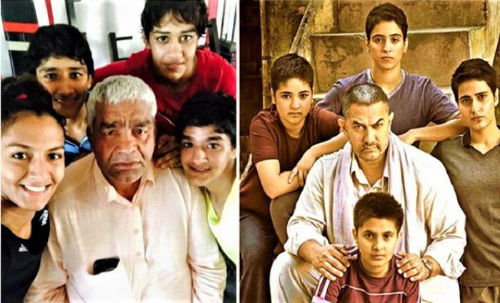 Here's How Geeta Phogat Reacted After Watching Aamir Khan's 'Dangal'