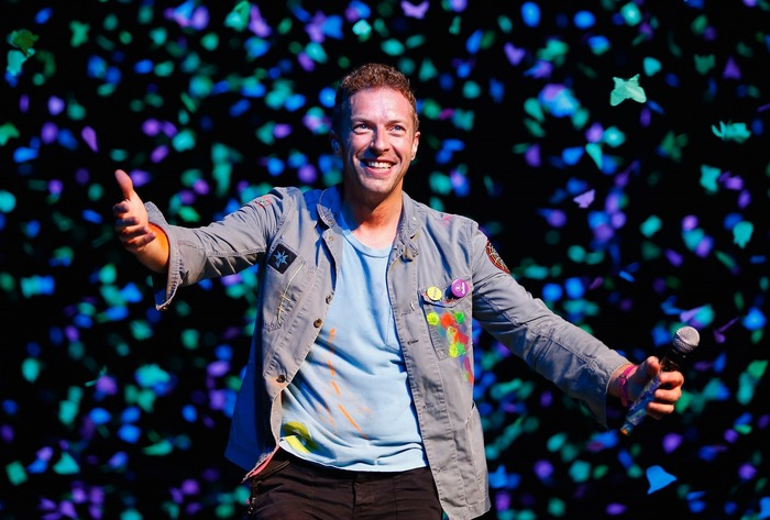 Chris Martin Pays Tribute To George Michael
