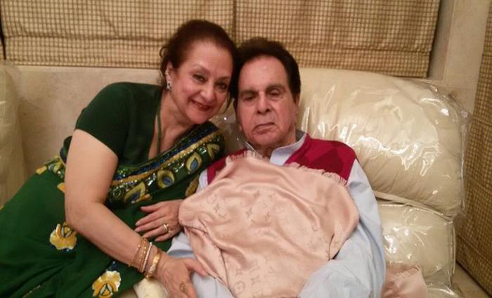 Dilip Kumar Hospitalised In Leelavati Hospital In Mumbai