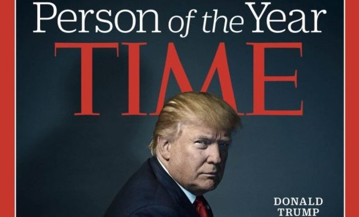 Donald Trump Named TIME Person Of The Year 2016
