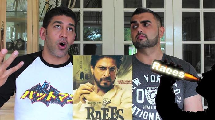 5 Best Trailer Reactions Of Shah Rukh Khan's Much Awaited Film, 'Raees'