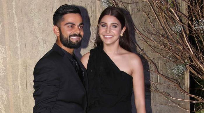 5 Times Virat Kohli And Anushka Sharma Gave Us Couple Goals