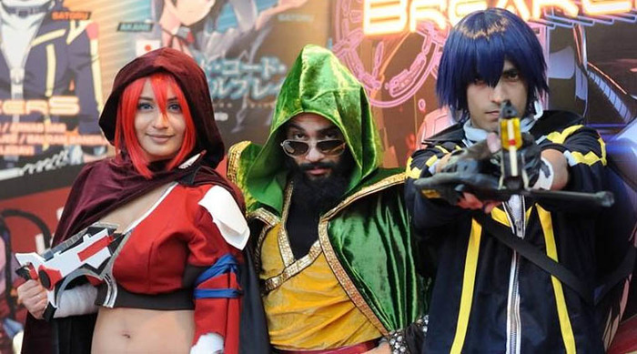 Delhi Comic Con Sixth Edition Is Back With A Bang!