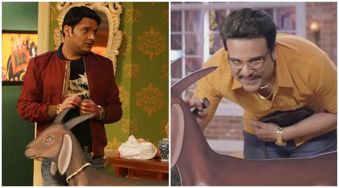 Did You Miss Kapil Sharma On Comedy Nights Live?