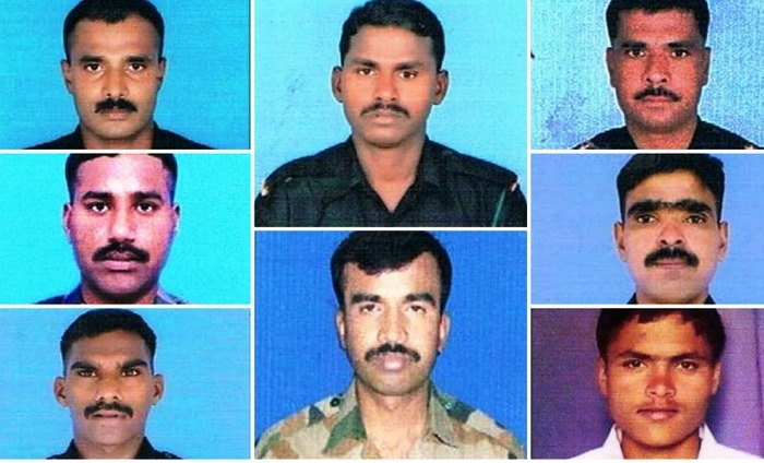 Here Are The Nine Brave  Soldiers Who Lost Their Lives In Siachen Avalanche