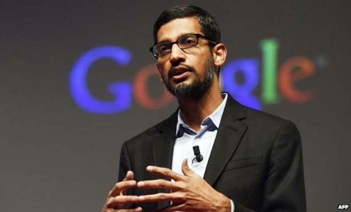 Google CEO Sundar Pichai Receives A Record $199 Million In Stocks