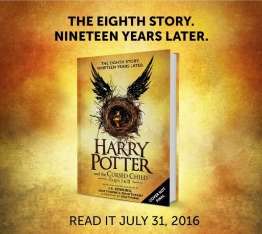 Harry Potter Fans Rejoice! New Book To Be Out In July