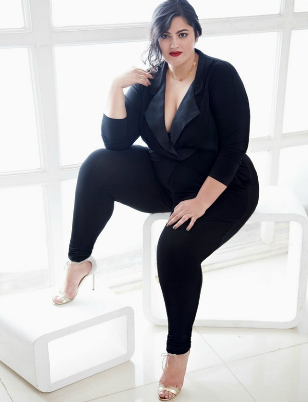 Elle India's Photoshoot With Plus-sized Model Is JUST What This World Needs!