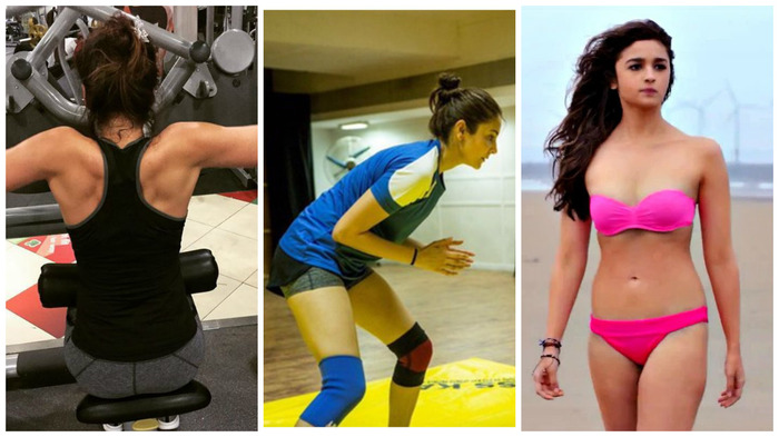 5 Bollywood Actresses Who Underwent Intense Training For Their Movie Roles