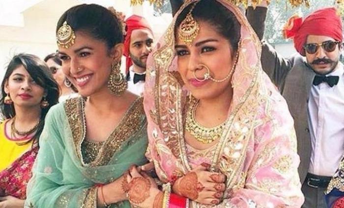 Pics: Inside Nimrat Kaur's Sister's Wedding