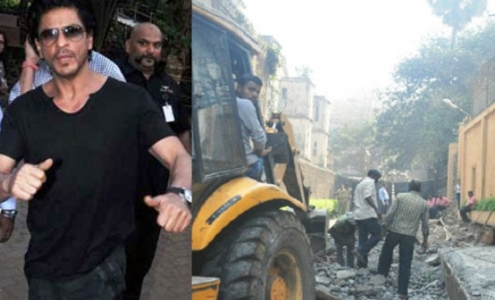 Shah Rukh Khan Fined Rs 1.93 Lakh For Building Illegal Ramp Outside Mannat