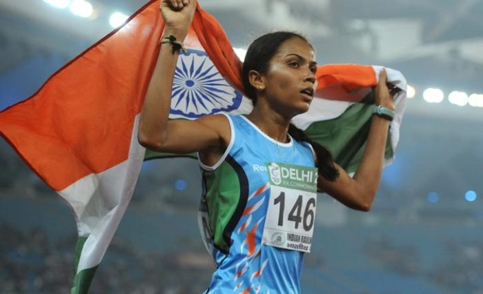 Nashik Girl Raut- The Lone Athlete To Have Qualified For The Olympics From The 12th SAG.