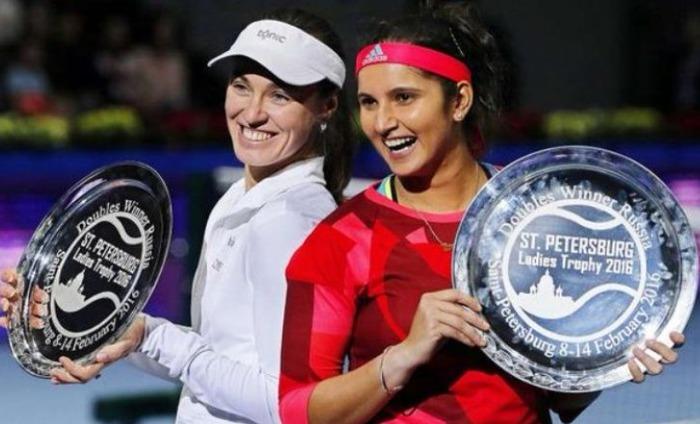 Unstoppable! Sania Mirza-Martina Hingis Win 13th Title