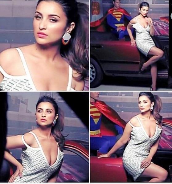 Parineeti Chopra's HOTTEST Photoshoot Ever!
