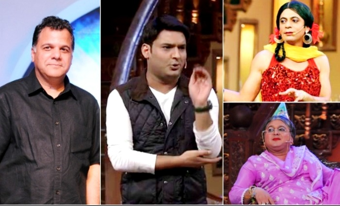 Colors Vs Kapil Sharma Fight Gets Uglier: Channel Slaps Legal Notice To Dadi, Gutthi