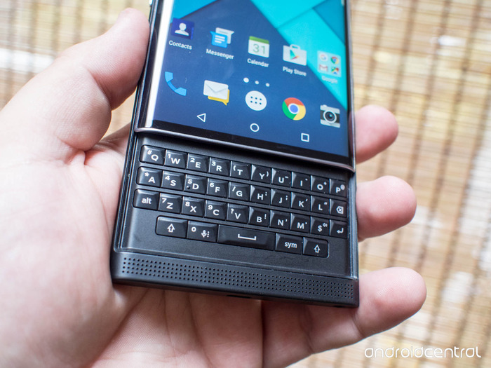 Business Users Rejoice: Blackberry Makes A Comeback With Priv
