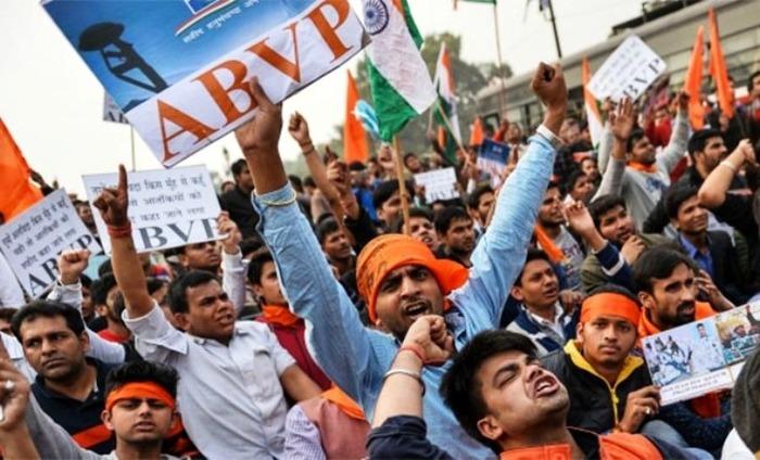 Developments In JNU Row: Three ABVP Members Quit Over Police Action In JNU