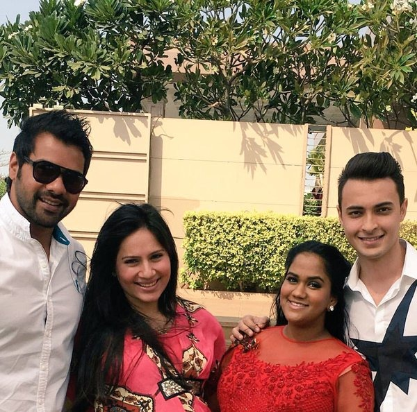 Shabbir Ahluwalia And Kanchi Kaul Welcome Their Second Child