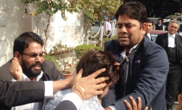 #JNU Row: The Lawyer Goons Have Still Not Been Arrested