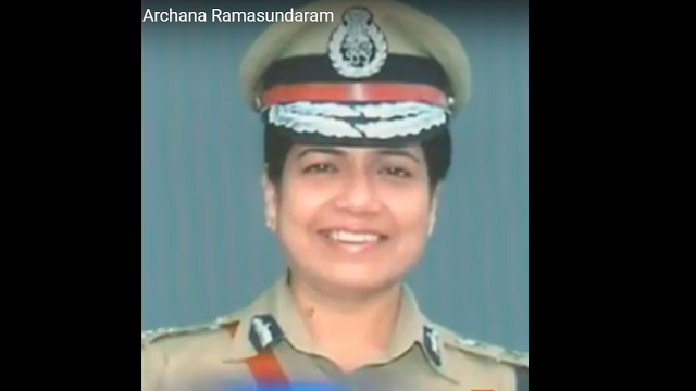 IPS Officer Appointed As The First Woman To Head A Paramilitary Force