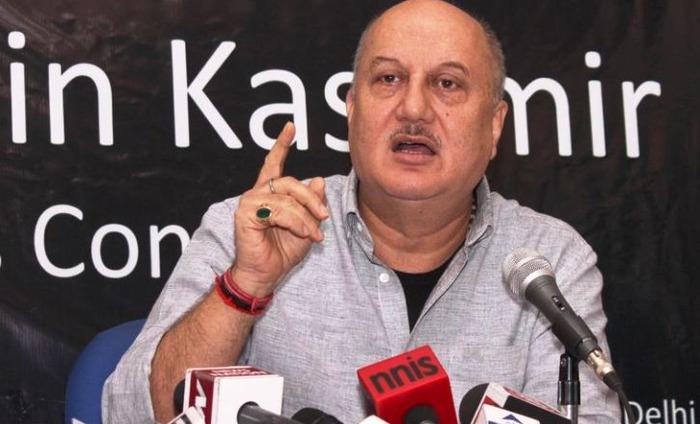 Anupam Kher Denied Pakistan Visa Ahead For Attending The Karachi Literary Festival