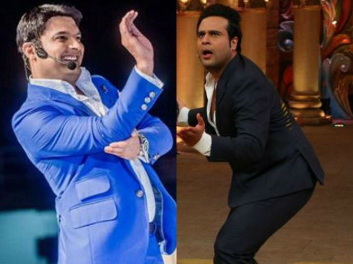Comedy Takes A Bitter Turn: When Colors CEO, Krushna And Kapil Got Into A War Of Words!