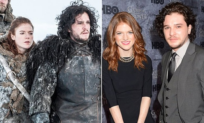 'Game Of Thrones' Romance: Jon Snow And Ygritte Are Dating In Real Life Too!