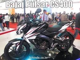 Hottest Bike Launches In 2016 - Bajaj Pulsar CS 400
