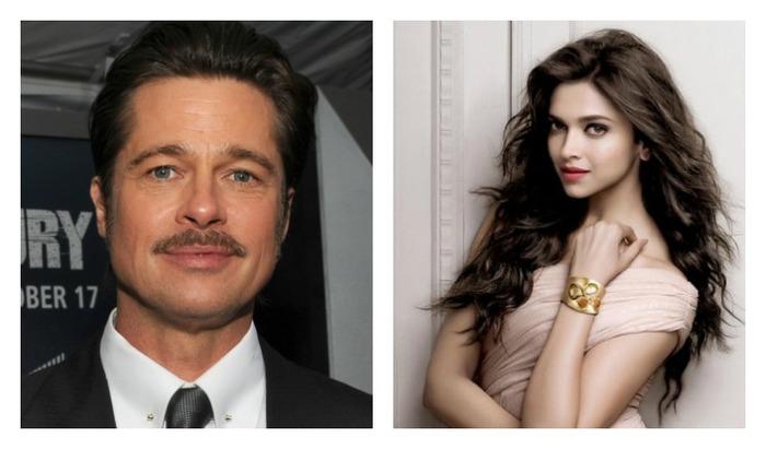 Has Deepika Padukone Signed Her Next With Brad Pitt?