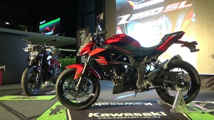 Hottest Bike Launches Of 2016 - Kawasaki Z250 SL