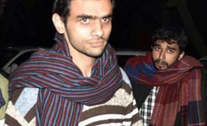 JNU Students Umar Khalid & Anirban Bhattacharya Surrender To The Police