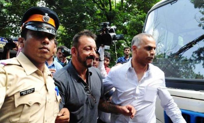 Sanjay Dutt Walks Out A Free Man From Pune's Yerwada Jail