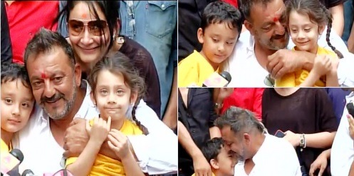 10 Key Highlights Of Sanjay Dutt's Press Conference Post His Release!