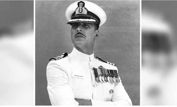 First Look Of Akshay Kumar As Navy Officer In 'Rustom' Is Out!