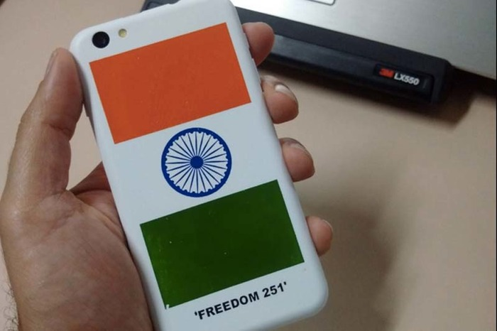 Made In India? Freedom 251 Makers Accused Of Cheating, Parts To Be Imported