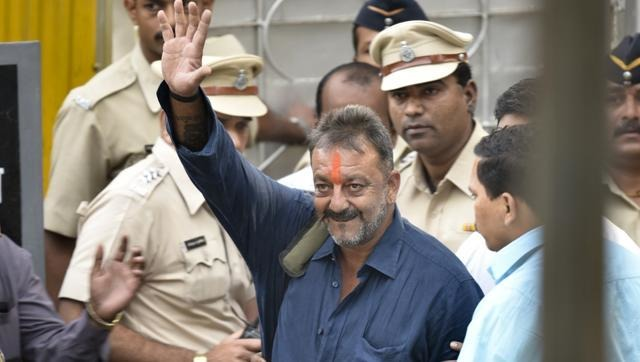 Sanjay Dutt's Release: A Look At His 5 Years In Jail
