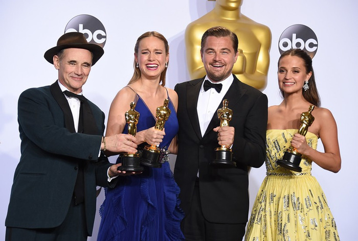 Oscars 2016: Here's The Complete List Of Winners