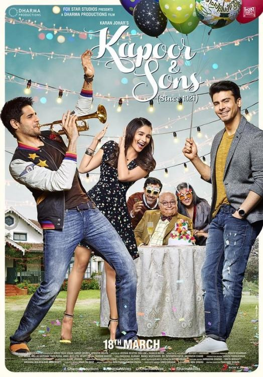 Kapoor & Sons First Look Is Out: Yay Or Nay
